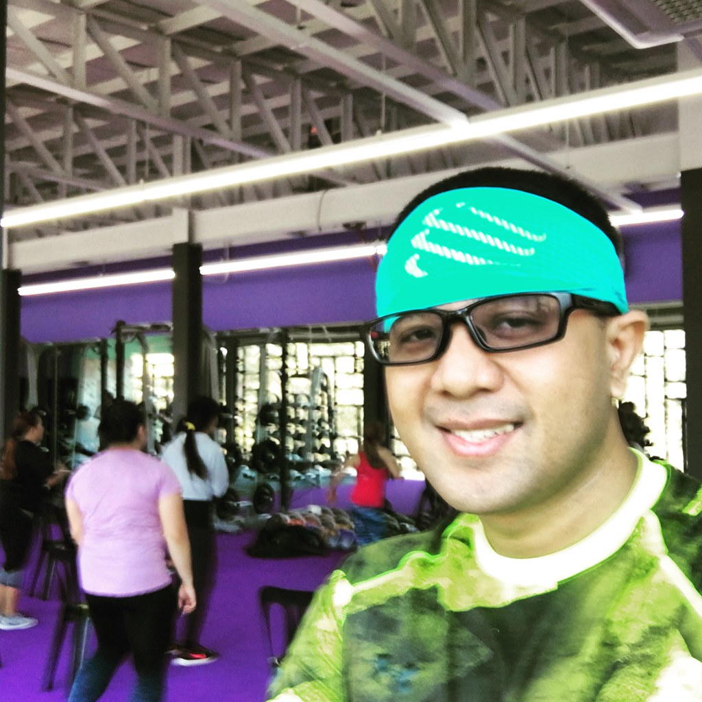 Finally, An Anytime Fitness in Baguio