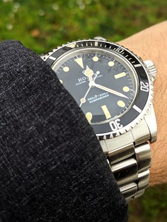 Rolex Submariner 5513 | by Alt0201