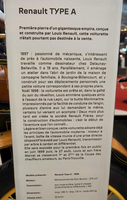 Renault Type A 1898 , la première Renault ????? 25609142967_2020e78be4_z