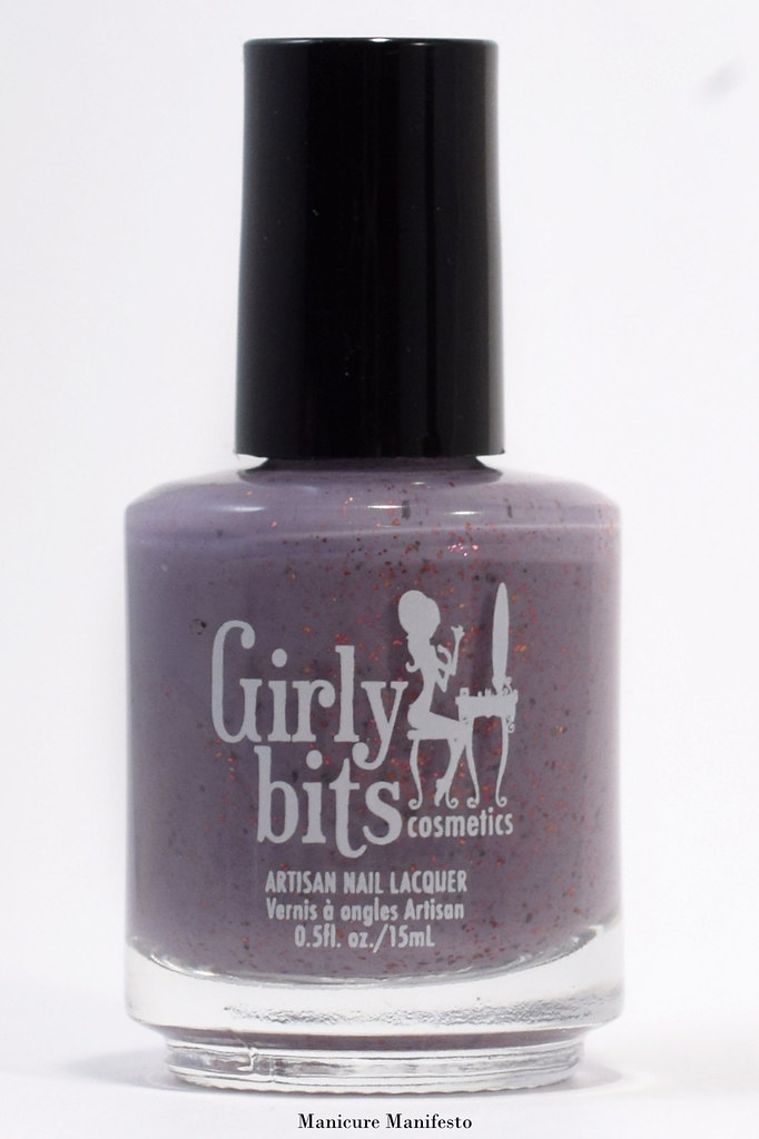 Girly Bits You Look Mauvelous