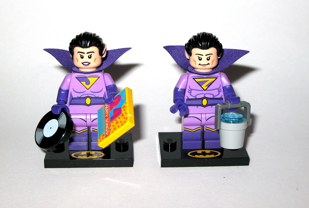 lego 71020 wonder twins 13 jayna and 14 zan the lego batma ...