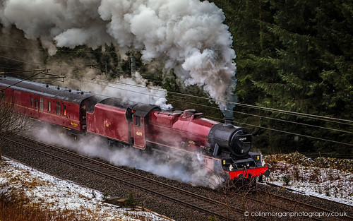 45699 Galatea Cumbria Mountain Express climbing to Shap Summit (Explored) | by Splendid What