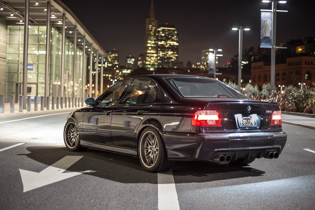 Bmw E39 M5 >> Bmw E39 M5 Copyrighttoy Flickr
