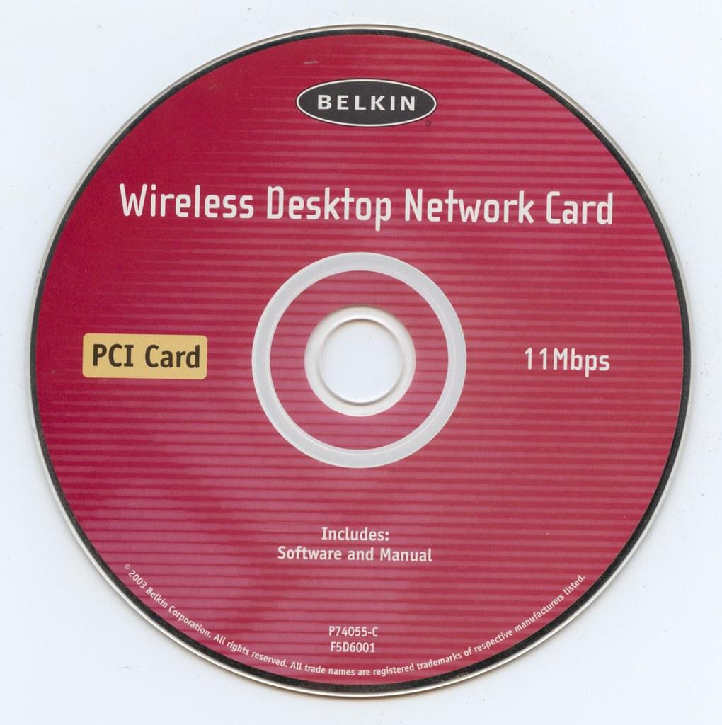 Belkin F5D6001 Treiber Windows 10