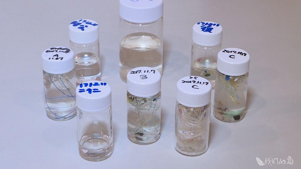 944-1-8_0國際間將直徑或長度小於5公釐的塑膠碎片,統稱為微塑膠。