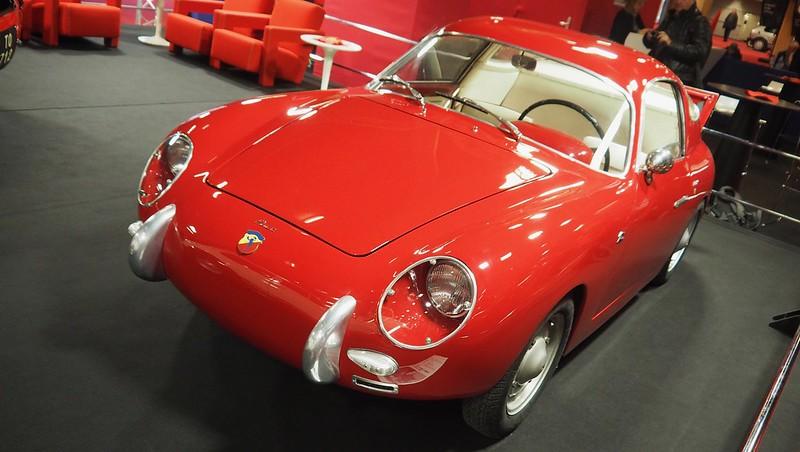 Abarth 500 coupé GT Zagato 1958 40200404671_c472c0ca2c_c