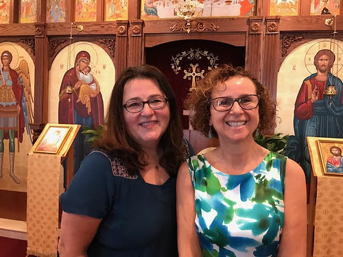 Patty and Thea | by Holy Spirit Orthodox Church