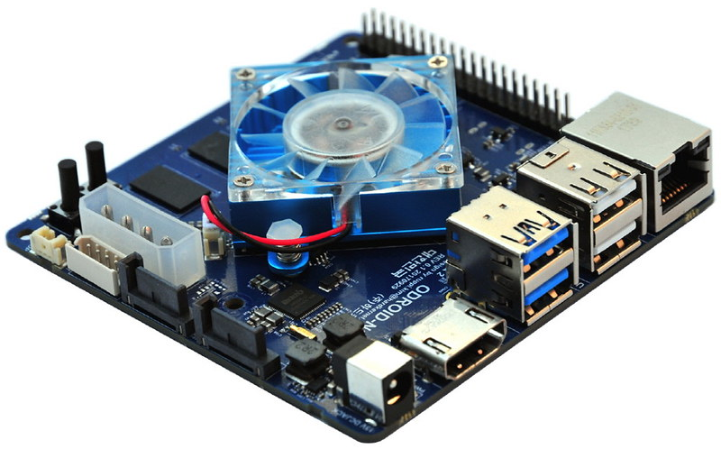 Odroid-N1 — open-source-компьютер