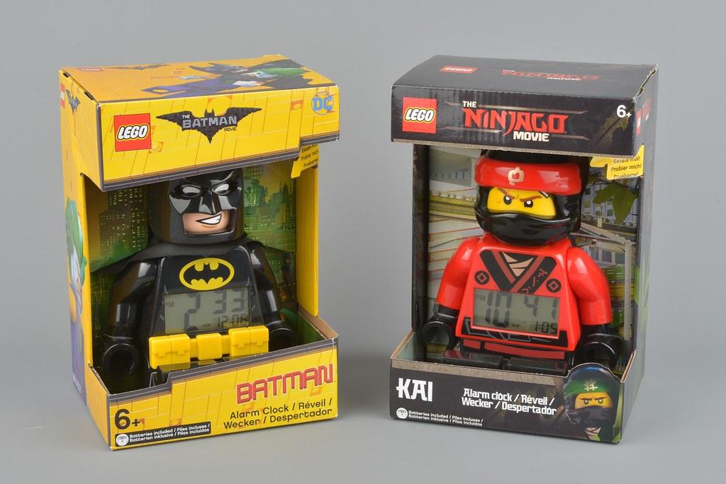 LEGO watches and clocks   Brickset: LEGO set guide and database