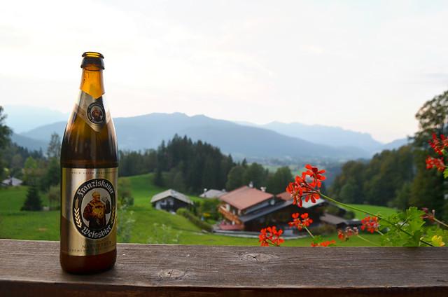 Bavarian weissbier, Bavaria