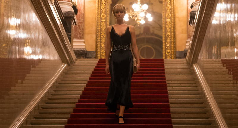 Red Sparrow where filmed