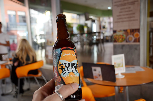 Tacoa, Surf Beer, Tenerife