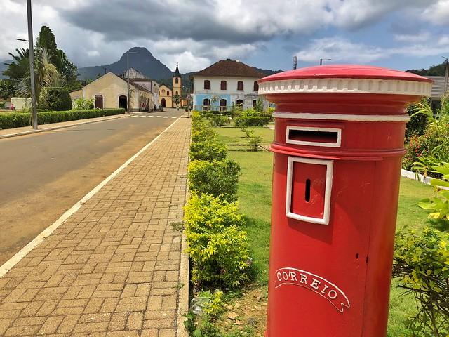 San Antonio en la isla de Príncipe (Viaje a Santo Tomé y Príncipe)