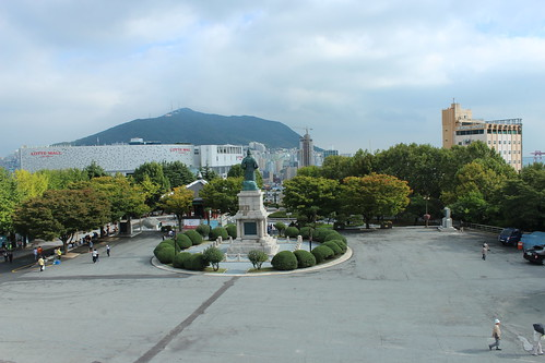 View near the Busan Tower | by Timon91