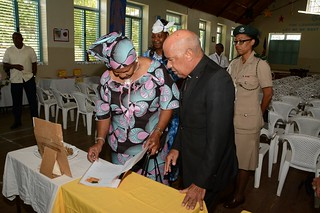 Governor General visits The Learning Centre (7) | by barbadosgovernmentinformationservice