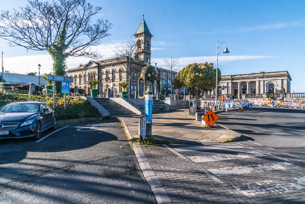 FORMER TOWN HALL IN DUN LAOGHAIRE 001