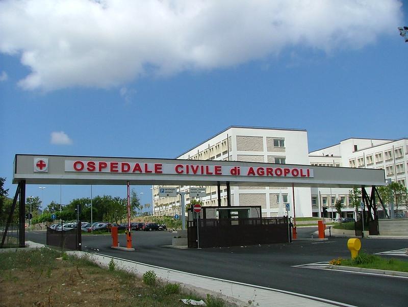 """Agropoli: riapre il Pronto Soccorso dell'ospedale.Alfieri:""""E' stata ridata dignità alla comunità"""""""