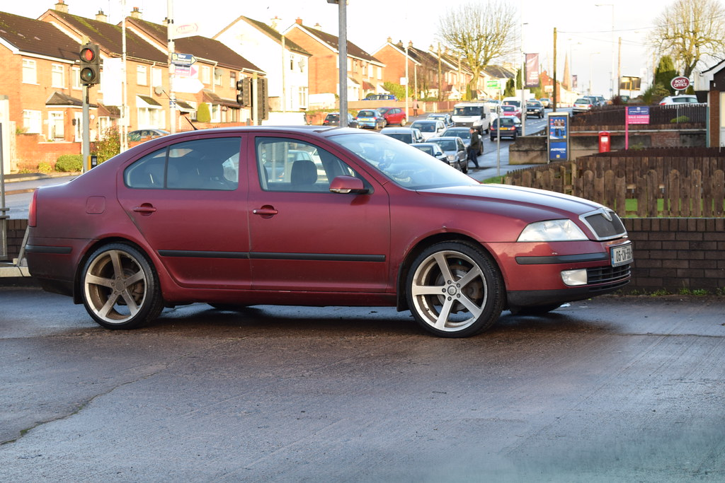 2005 skoda octavia ambiente 1.9 tdi | one of the most reliab… | flickr