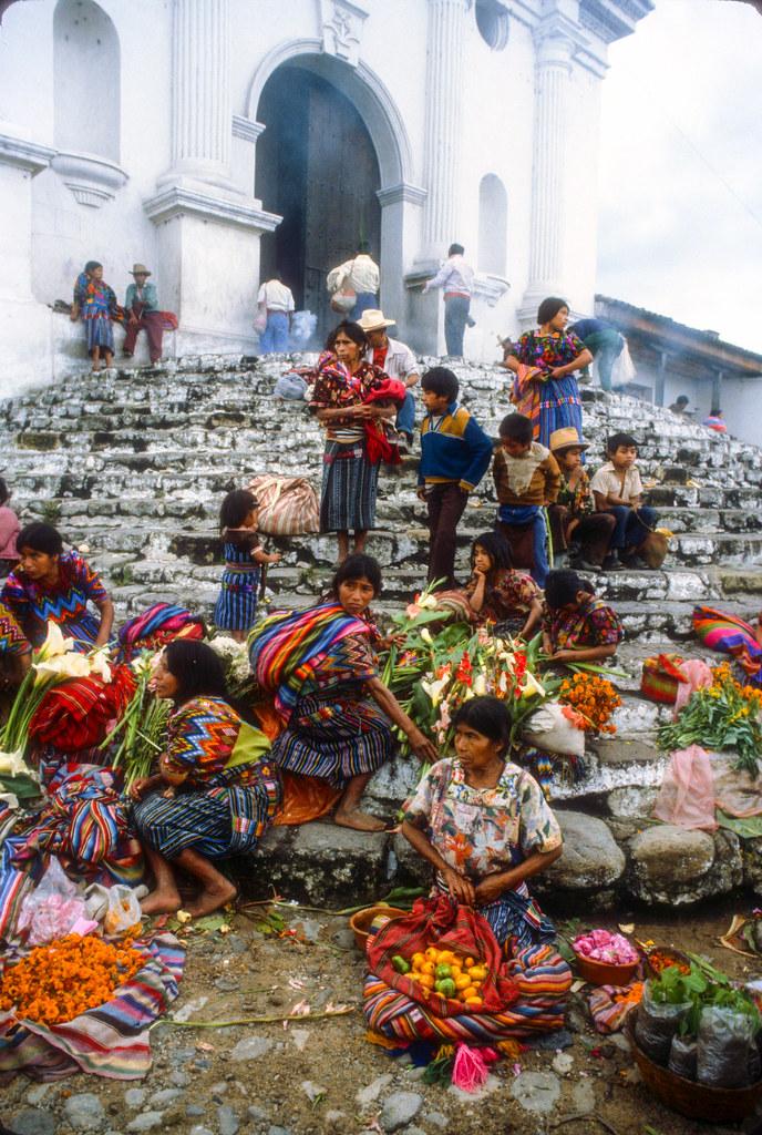 Guatemala, Chichicastenango, 1982 | by Marcelo  Montecino
