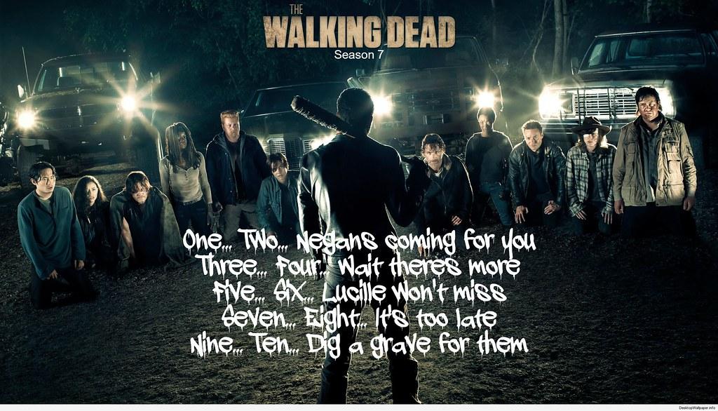 The Walking Dead Negan Wallpaper: The Walking Dead Negan Wallpaper