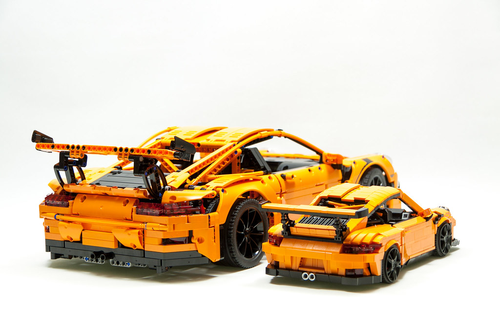 lego porsche 911 gt3 rs malte dorowski flickr. Black Bedroom Furniture Sets. Home Design Ideas