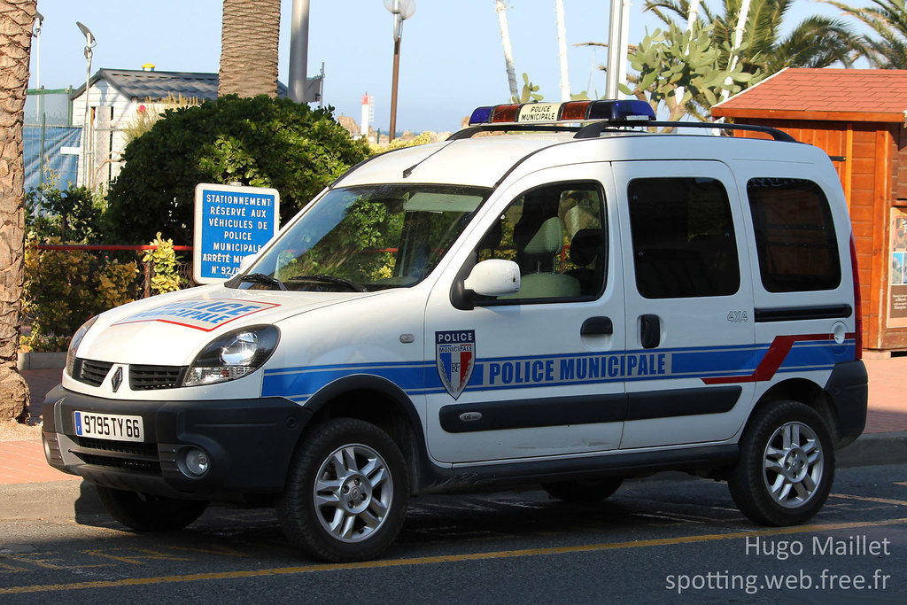 police municipale renault kangoo 4x4 infos police muni flickr. Black Bedroom Furniture Sets. Home Design Ideas