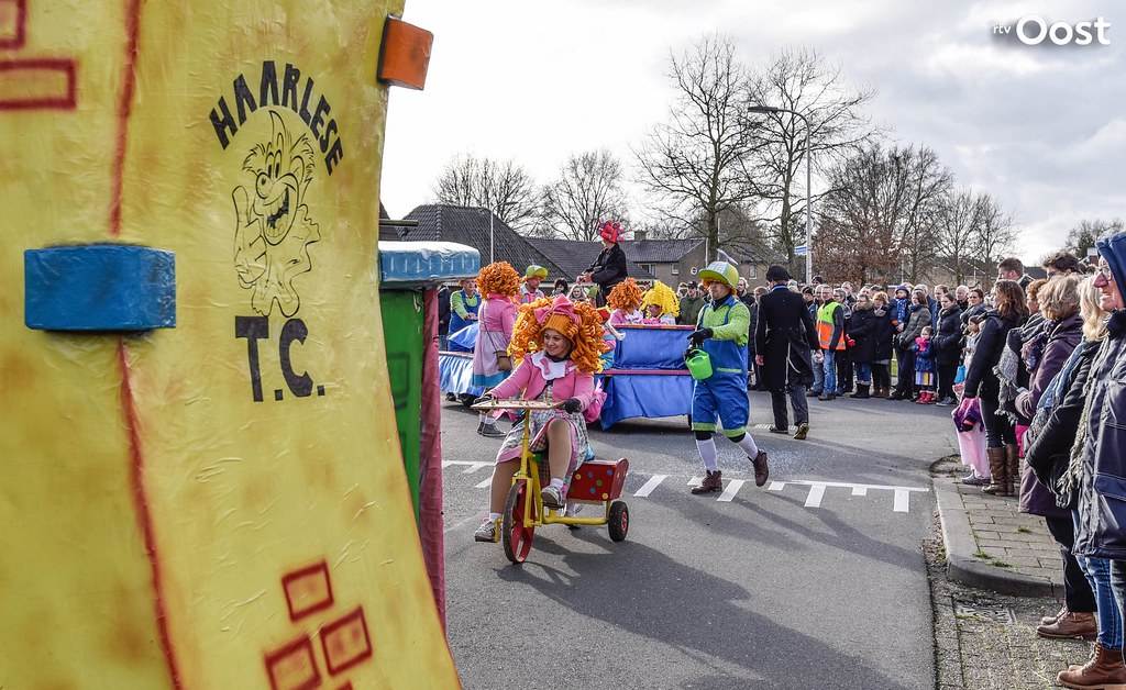 Carnavalsoptocht In Heeten Foto William Kemperman Flickr