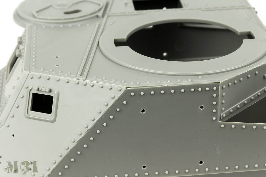 M31 wip | Build log: www britmodeller com/forums/index php?/… | Flickr