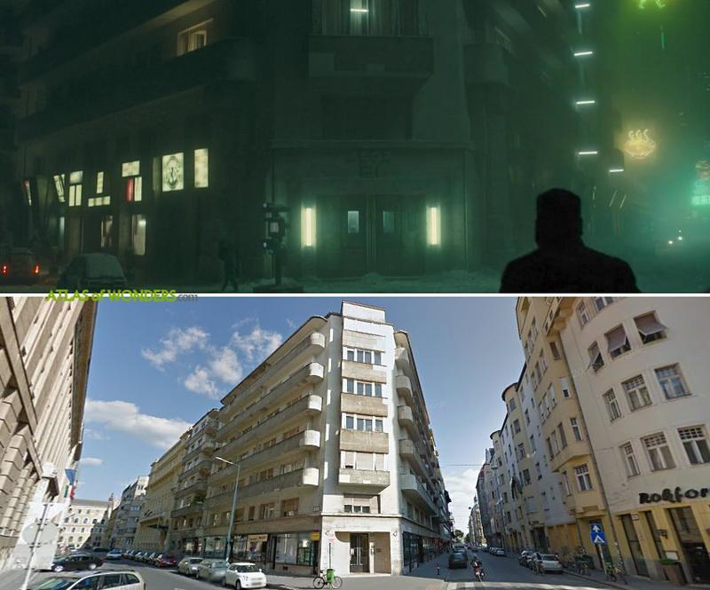 Blade Runner 2049 Budapest