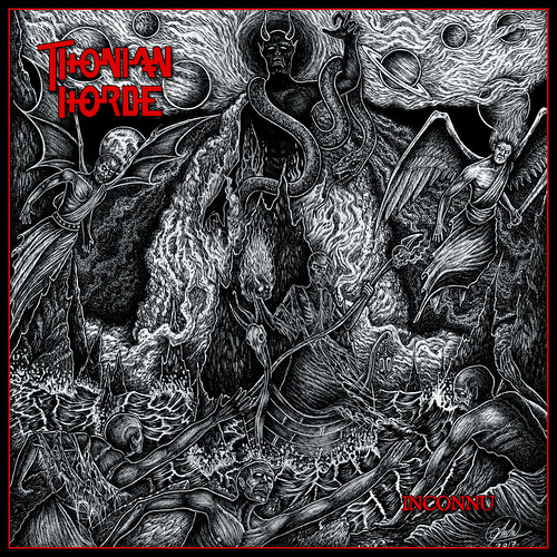 Cover of Inconnu by Thonian Horde