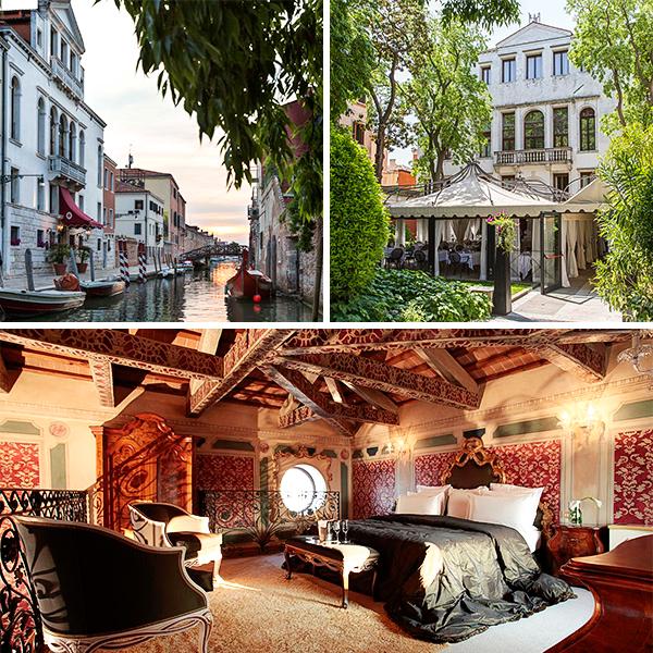 Boscolo Dei Dogi Hotel, de los mejores hoteles para dormir barato en Venecia