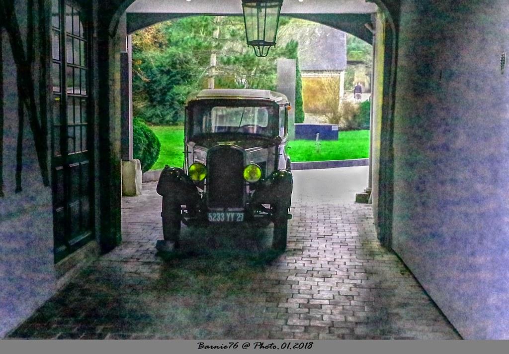 La Peugeot 201 Hôtel la Licorne | Barnie76@ , | Flickr