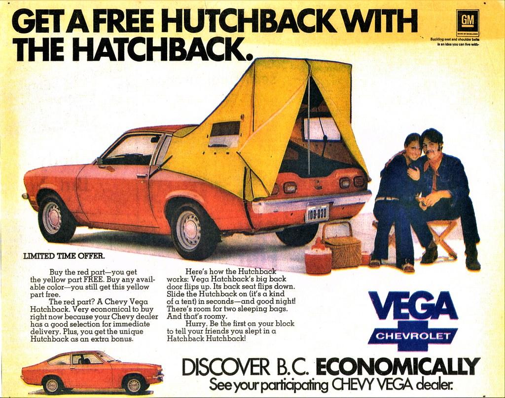 ... 1973 Chevrolet Vega Hatchback Hutchback | by aldenjewell  sc 1 st  Flickr & 1973 Chevrolet Vega Hatchback Hutchback | Alden Jewell | Flickr