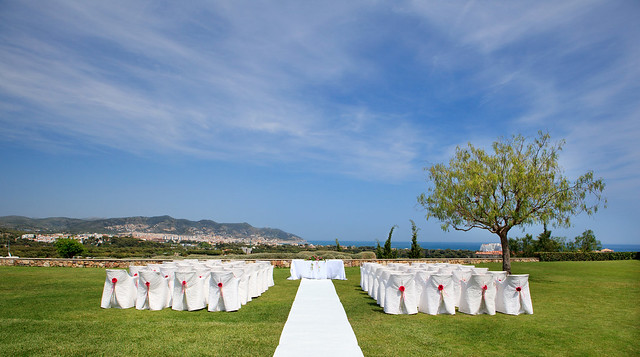 WEDDING VENUES IN SITGES