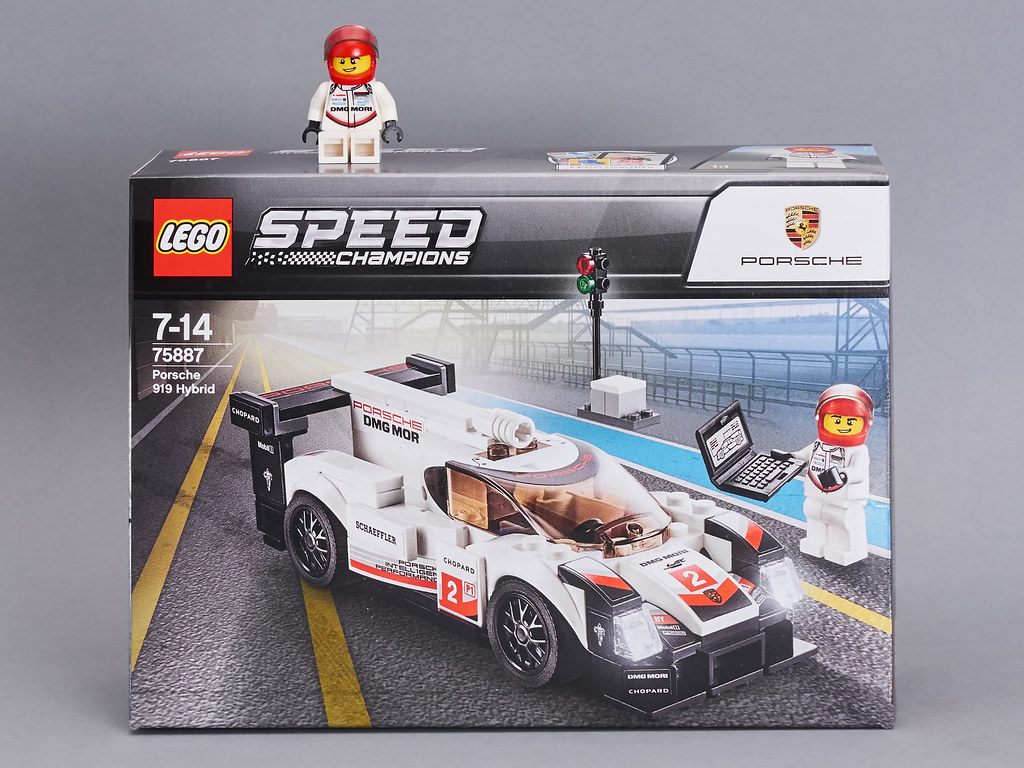 lego speed champions 75887 porsche 919 hybrid review. Black Bedroom Furniture Sets. Home Design Ideas