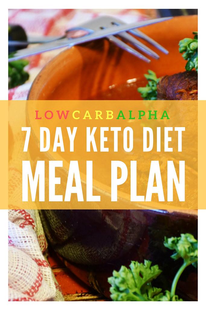 7 Day Keto Diet Meal Plan 7 Day Keto Diet Meal Plan Lowcar Flickr