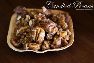 Candied Pecans | by Diary of a SAHM