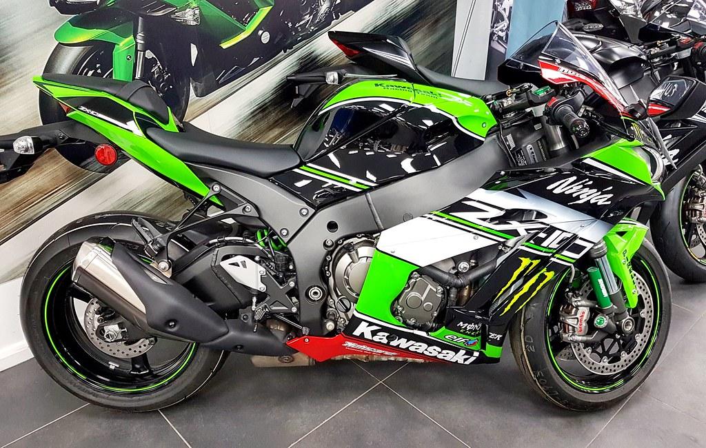 Kawasaki Ninja Zx1000 Mark Wisbey Flickr