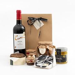 regalos gourmet para padres - real fábrica