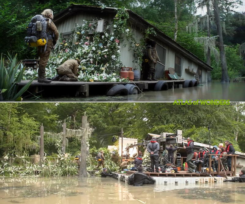 Annihilation filming locations