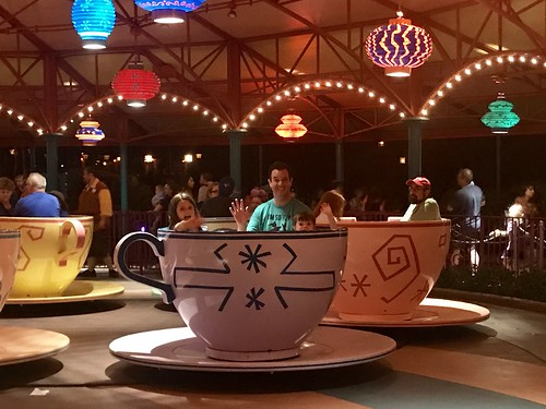 tea cups | by The Spohrs Are Multiplying...