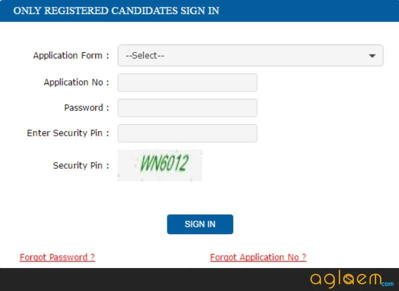 OJEE MBA 2018 Admit Card