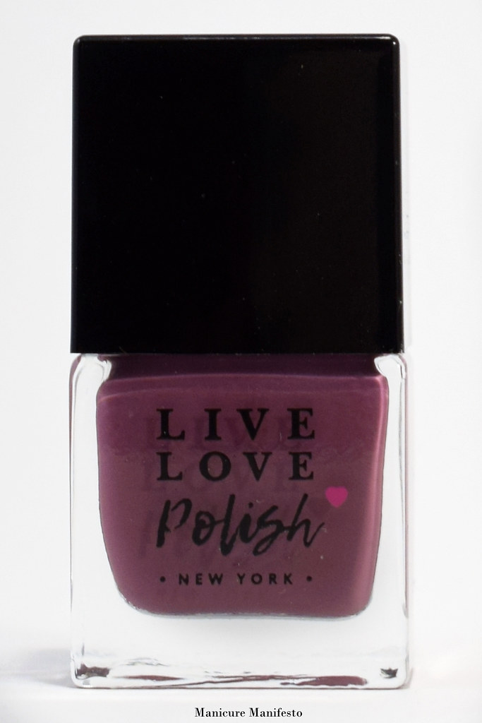 Live Love Polish Chenille Review