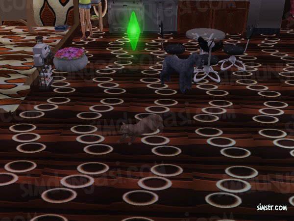 The Sims 2 Pets Köpek Görünce Kaçan Kedi