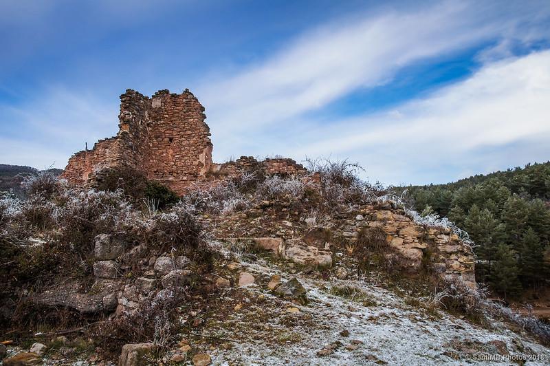 Ruinas del Mas Vila-rasa