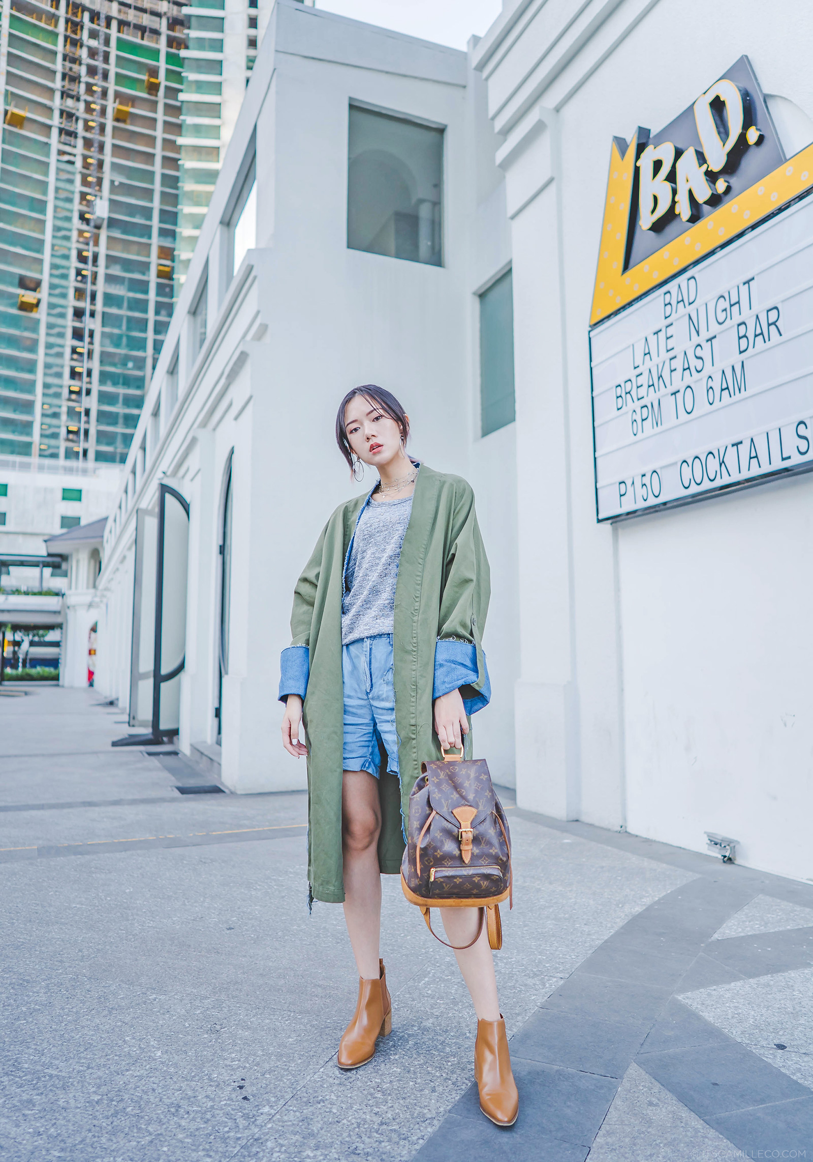 Camille Co Street Style OOTD