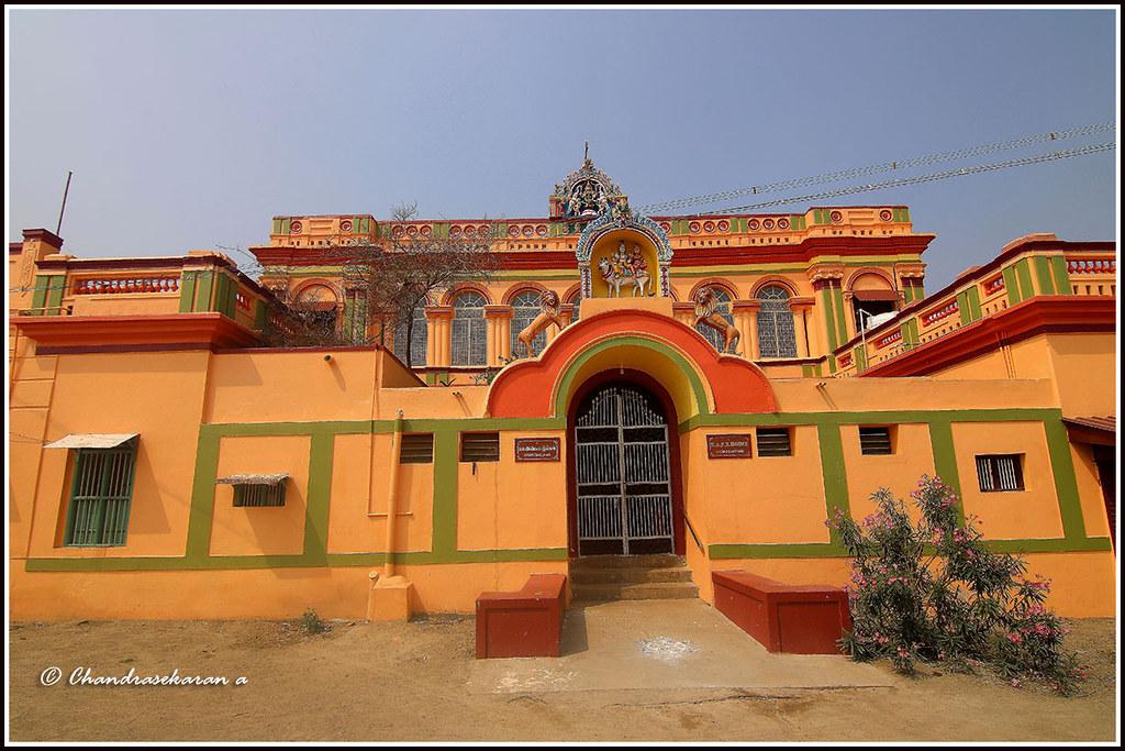 7553 - Chettinad house, Karaikudi | Houses areintimately con… | Flickr