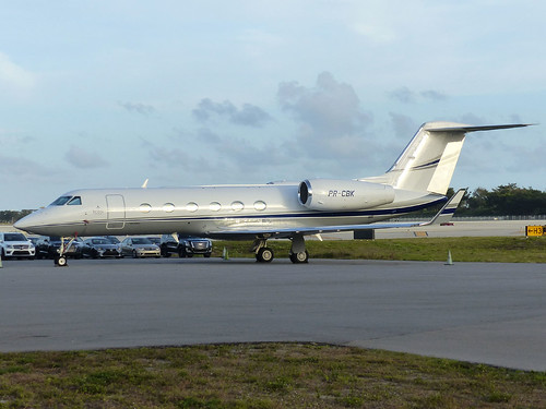 G450 PR-CBK | by gulfstreamchaser