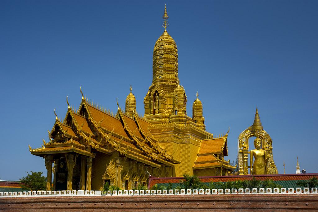 Thailand Bangkok Ancient City 17temple Of The Anatomy Flickr