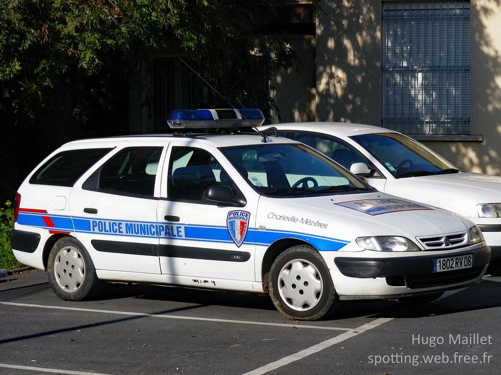 police municipale citro n xsara break infos police. Black Bedroom Furniture Sets. Home Design Ideas